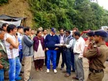 Fire station at Mirik - construction land allotment completed