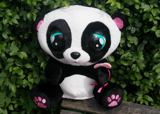 Club Petz YoYo the Panda - Review Blog IMC Toys
