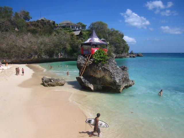 Pantai Virgin Termasuk Pantai Terindah Di Bali