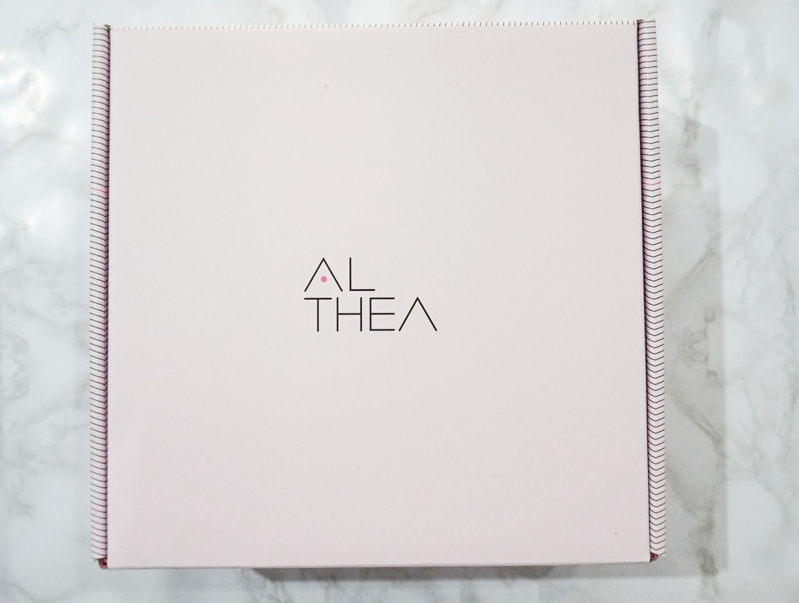 althea korea lands in the philippines