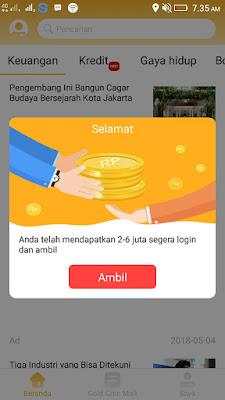 Cara Mendapatkan Uang dari Aplikasi News Cat