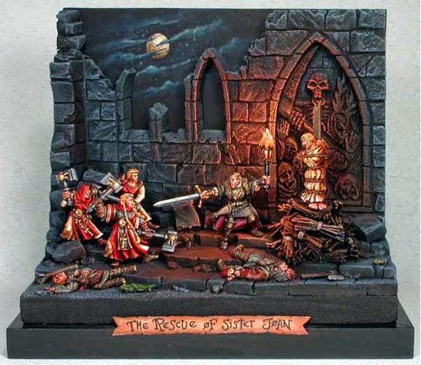 Mengel Miniatures: Miniature Painting Masters: Mathieu