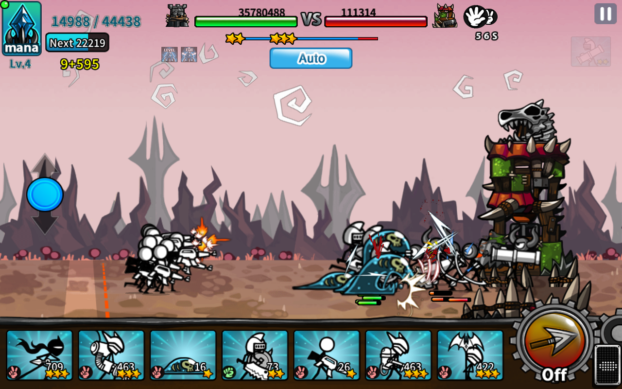 Cartoon Wars 3 V.1.0.7 Mod APK
