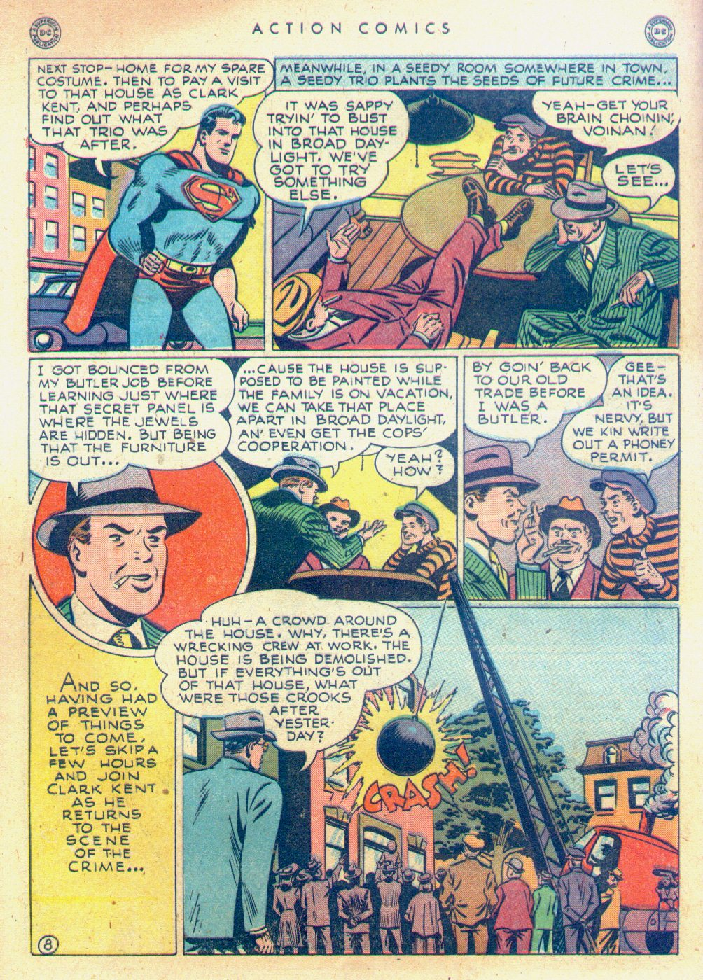 Action Comics (1938) 113 Page 9