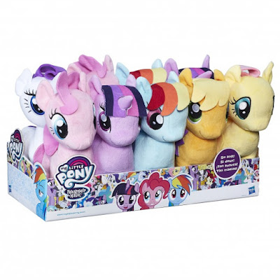 2016 Pony Plushies Official Hasbro