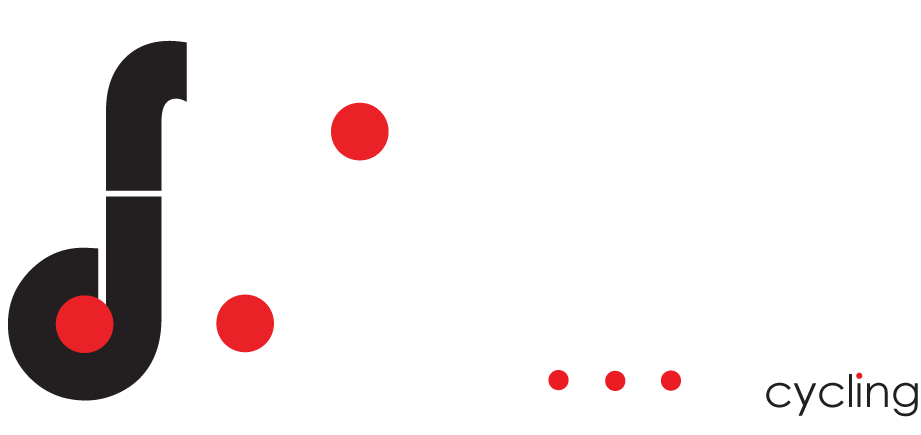 red dots cycling