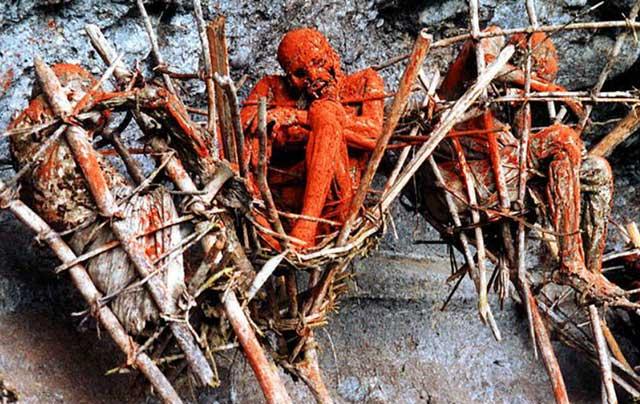 Mumi Asap Papua Nugini