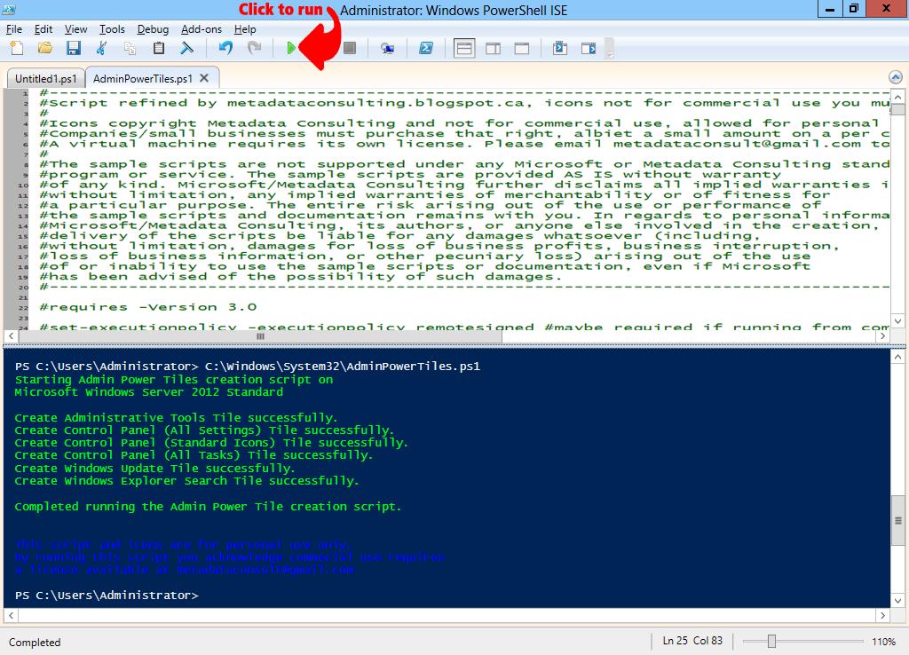 MetadataConsulting ca: 2013