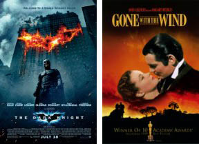 gurney journey changes in movie poster colors