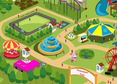 AjazGames Escape Amuzepark