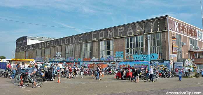 vlooienmarkt amsterdam noord