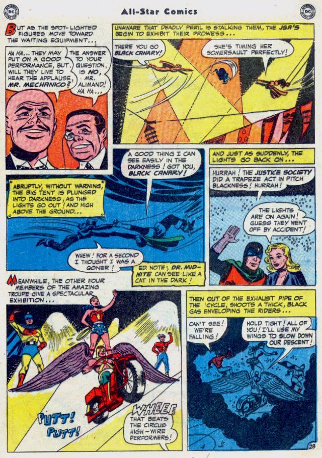 Read online All-Star Comics comic -  Issue #54 - 35