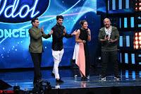 Sonakshi Sinha on Indian Idol to Promote movie Noor   IMG 1615.JPG