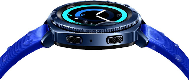 [IFA 2017] Samsung Gear Sport chính thức ra mắt