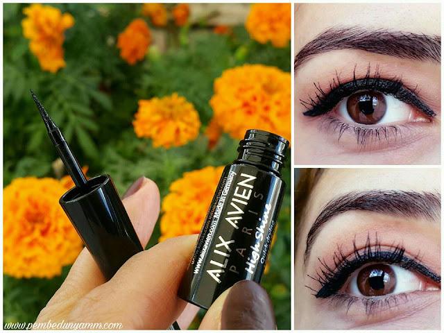 alix avien ultra parlak eyeliner