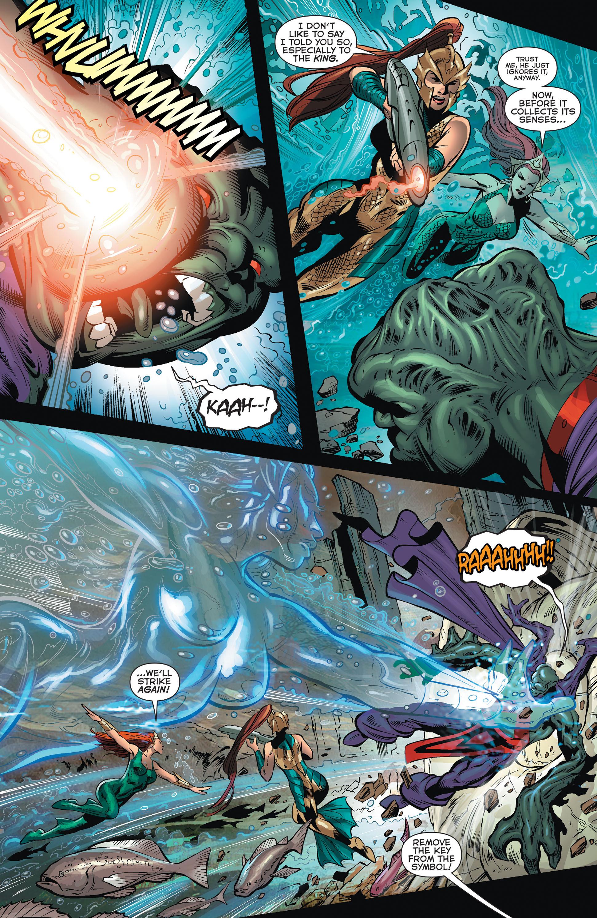 Read online Aquaman (2011) comic -  Issue #36 - 15