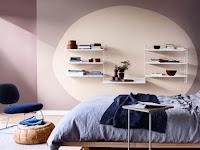 4 cara untuk menggunakan Dulux Colour of the Year di kamar tidur Anda