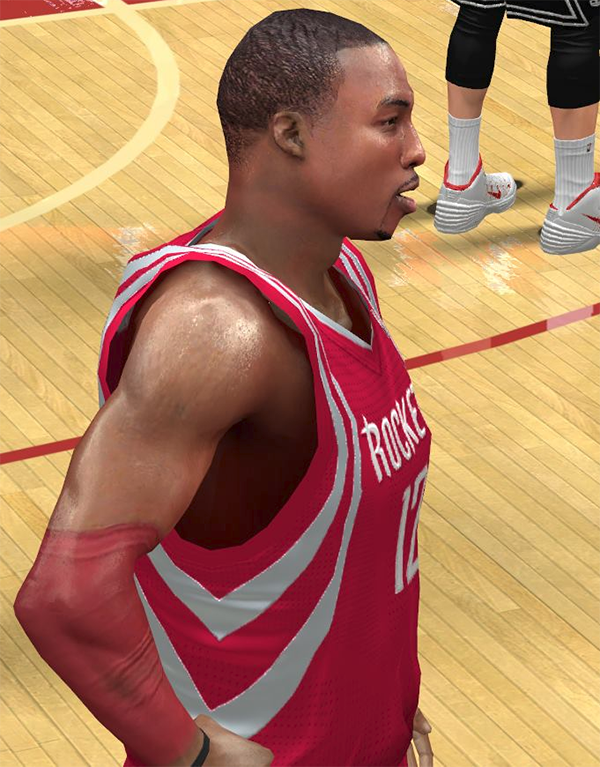Tighter Arm Band NBA 2K14 PC Mod