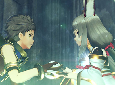 Rex, Nia, Xenoblade Chronicles 2