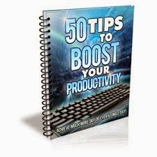 Download 50 Tips To Boost Your Productivity