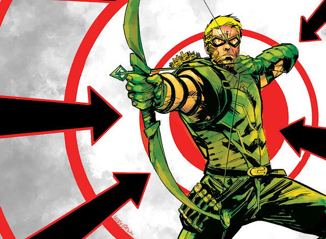 green arrow new 52