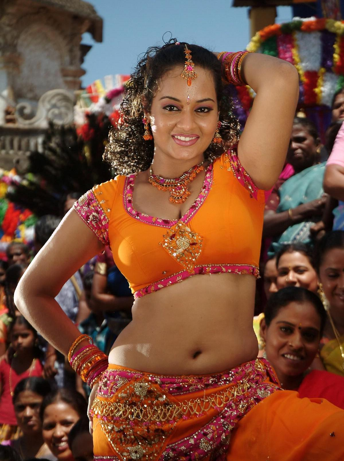 Tamil Actress Hot Image Navel Collection