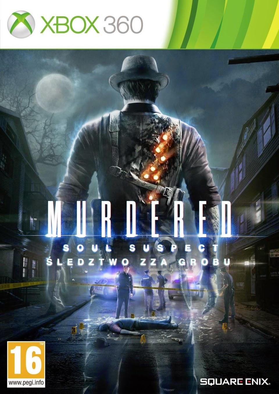 Murdered Soul Suspect Xbox 360 Espanol Descargar