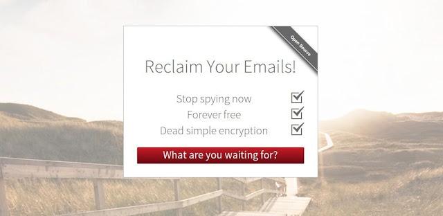 برنامج Tutanota: simply secure emails للأندرويد