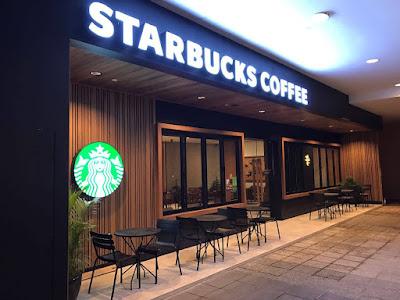 Starbucks Reserve Malaysia Sunway Pyramid
