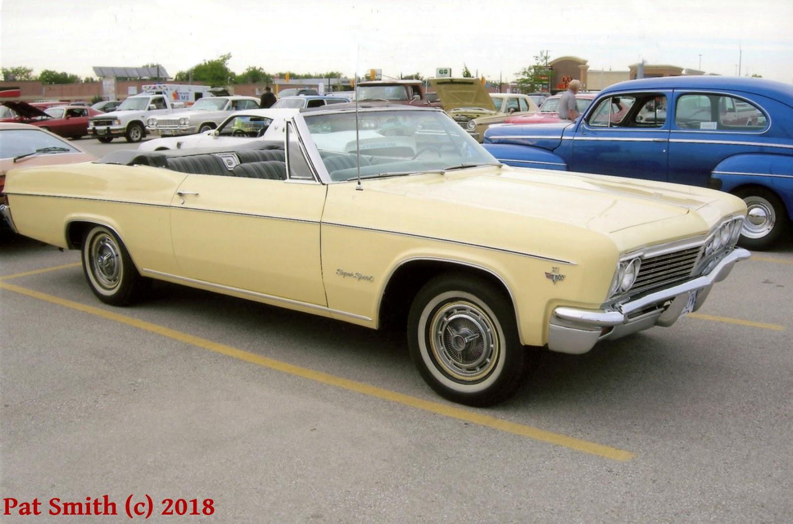 American Classic: 1966 Impala SS Convertible