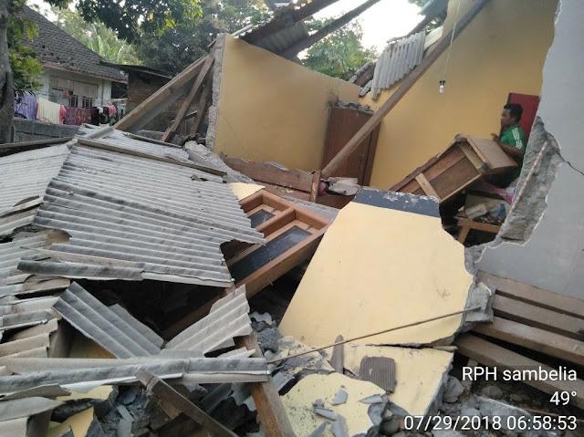 Σεισμός μεγέθους 6,4 Ρίχτερ ταρακούνησε την Ινδονησία (βίντεο)