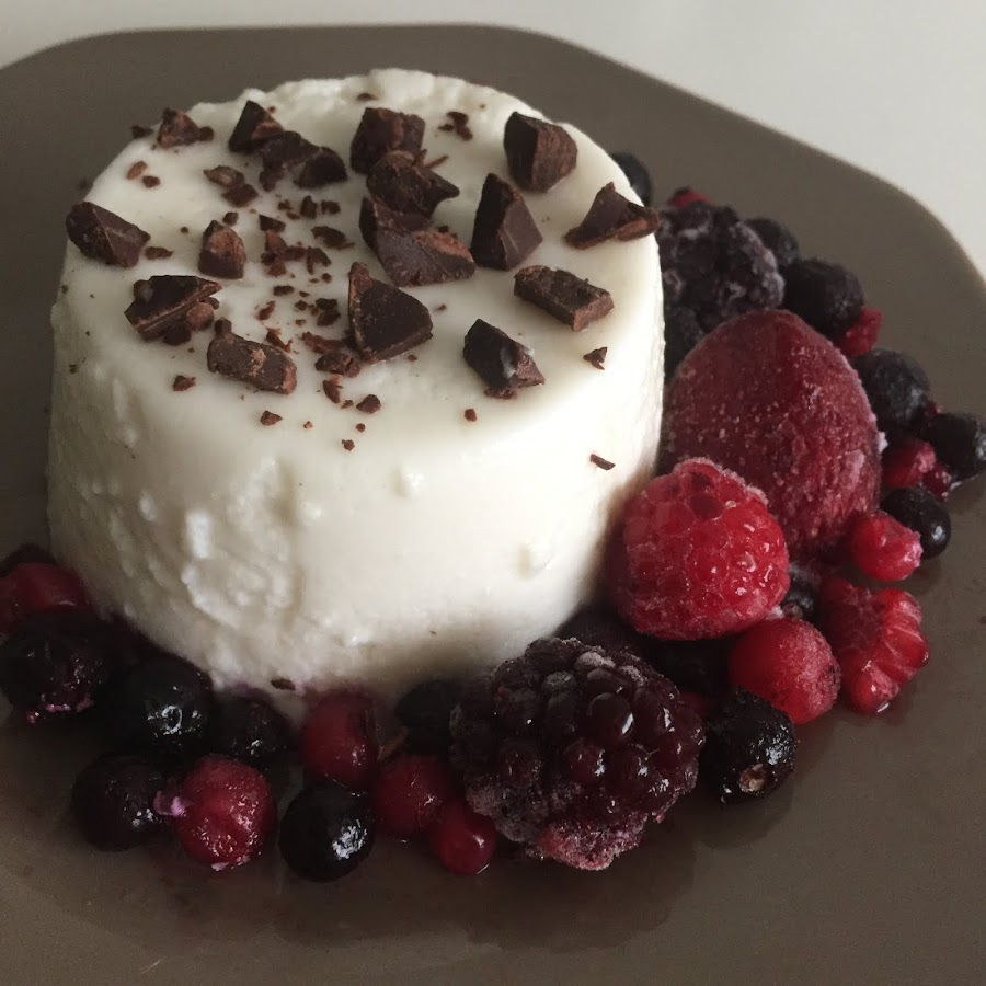 cheesecake mousse tarta de queso fit