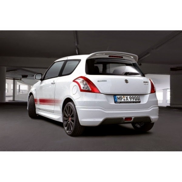 add on Suzuki Swift Euro 12-14