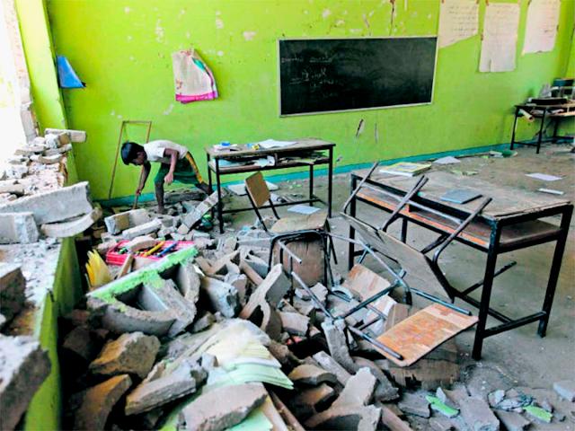 escuela sismo