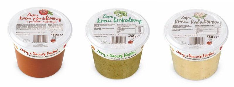 Smaczne I Wegańskie Zupa Krem Biedronka