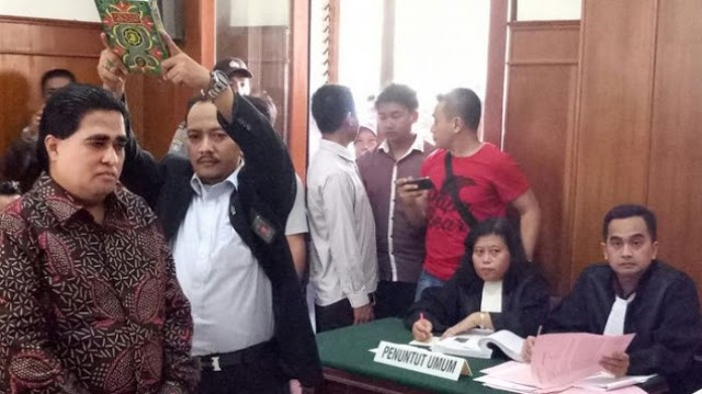 Sempat Heboh, Dimas Kanjeng Pada akhirnya Divonis 18 Th. Penjara
