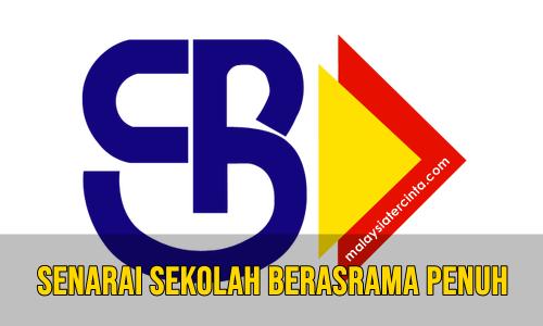 Senarai Sekolah Berasrama Penuh Sbp Seluruh Malaysia