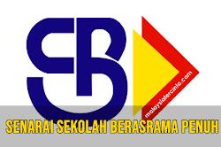 Senarai Sekolah Berasrama Penuh (SBP)
