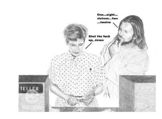 Jesus humor viñetas