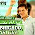 Mensagem de agradecimento do deputado estadual Eduardo Salles