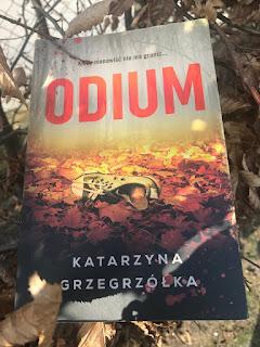 Katarzyna Grzegrzółka - Odium