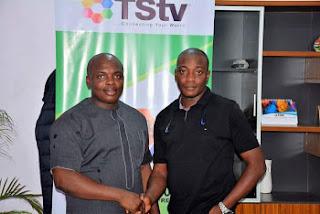 TStv's Mr Essien interviewed by NAN