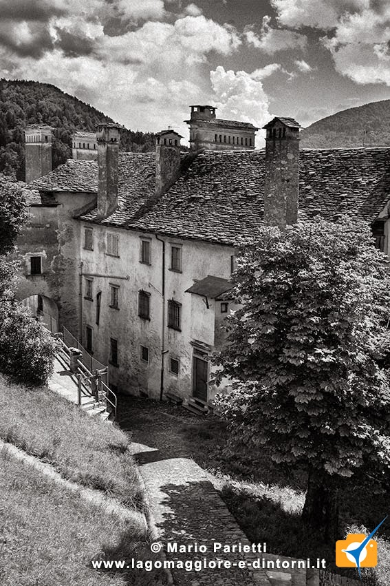 Craveggia in valle Vigezzo
