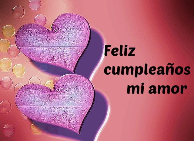 Feliz Cumpleanos Amor Mio Cartas De Amor