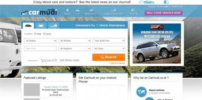 Mudahkan Jual-Beli Kendaraan Bermotor, Carmudi Luncurkan Aplikasi Mobile