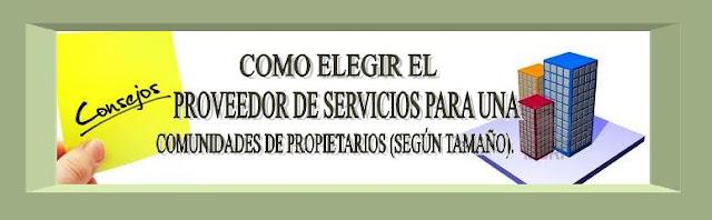 elegir empresa de servicios