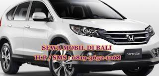 Rental Sewa Mobil Di Bali Untuk Setengah Hari