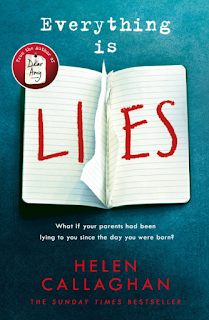 Everything is Lies cover.