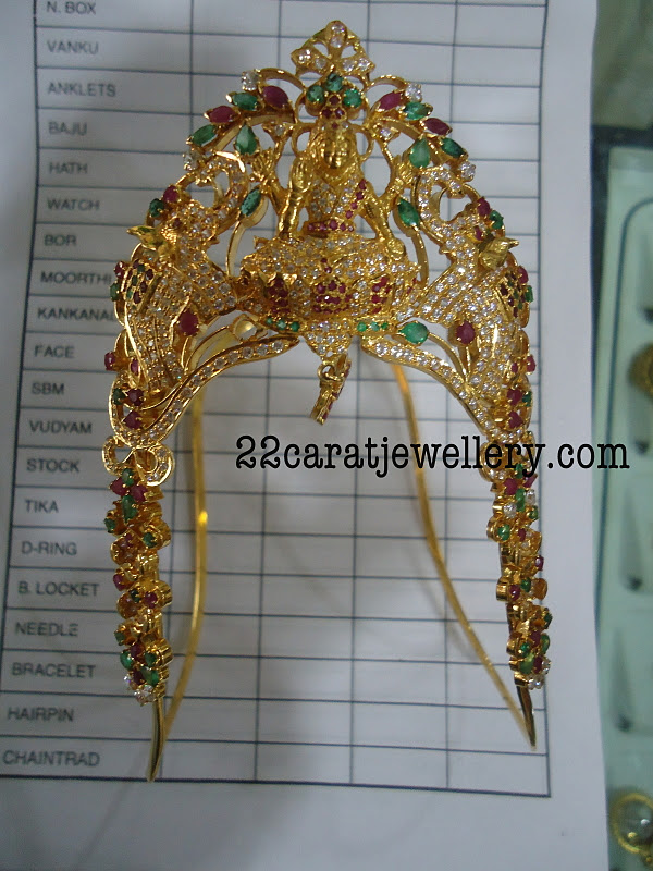 Laxmi Peacock Ara Vanki Gallery By Premraj Jewellers