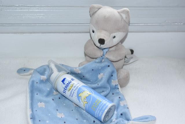 La routine de mon bébé, quels produits je lui utilise?